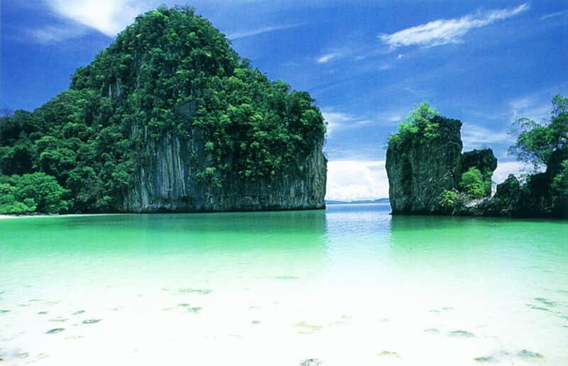 Тайланд круглый год встречает вас
